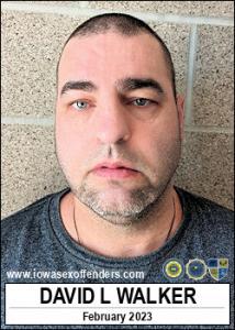 David Leroy Walker a registered Sex Offender of Iowa
