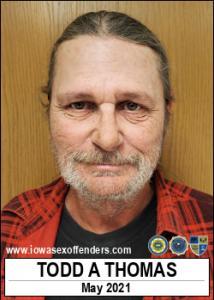 Todd Allen Thomas a registered Sex Offender of Iowa