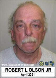 Robert Louis Olson Jr a registered Sex Offender of Iowa