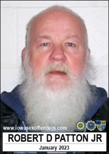 Robert Dwight Patton Jr a registered Sex Offender of Iowa