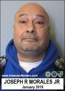 Joseph Richard Morales Jr a registered Sex Offender of Iowa