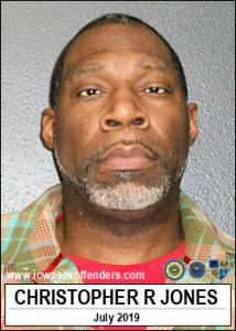 Christopher Ray Jones a registered Sex Offender of Iowa