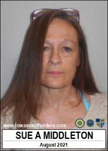 Sue Ann Middleton a registered Sex Offender of Iowa
