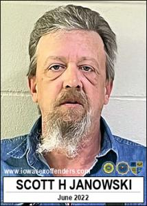 Scott Harlon Janowski a registered Sex Offender of Iowa