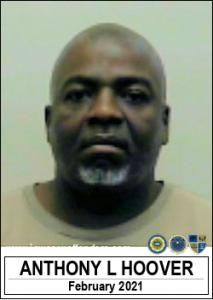 Anthony Leon Hoover a registered Sex Offender of Iowa
