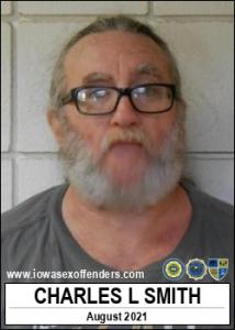 Charles Leroy Smith a registered Sex Offender of Iowa