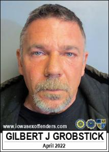 Gilbert Joseph Grobstick a registered Sex Offender of Iowa