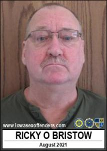Ricky Oscar Bristow a registered Sex Offender of Iowa