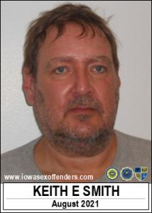 Keith Edward Smith a registered Sex Offender of Iowa