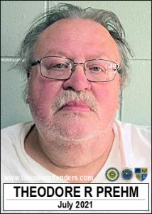 Theodore Richard Prehm a registered Sex Offender of Iowa