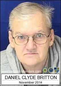 Daniel Clyde Britton Sr a registered Sex Offender of Iowa