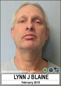 Lynn Jason Blaine a registered Sex Offender of Iowa