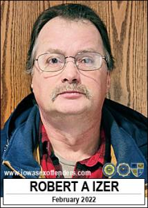 Robert Anthony Izer a registered Sex Offender of Iowa