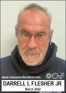 Darrell Lee Flesher Jr a registered Sex Offender of Iowa