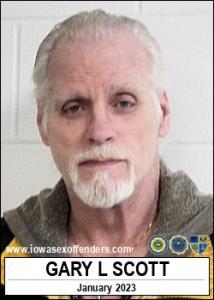 Gary Lee Scott a registered Sex Offender of Iowa