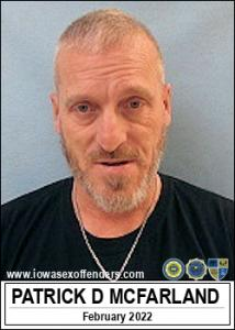 Patrick Douglas Mcfarland a registered Sex Offender of Iowa