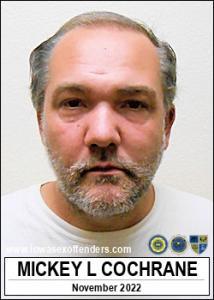 Mickey Lee Cochrane a registered Sex Offender of Iowa