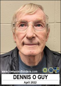 Dennis Oday Guy a registered Sex Offender of Iowa