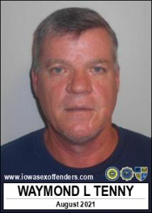 Waymond Lloyd Tenny a registered Sex Offender of Iowa