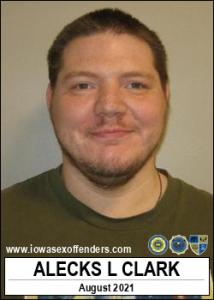 Alecks Lee Clark a registered Sex Offender of Iowa