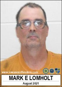 Mark Edward Lomholt a registered Sex Offender of Iowa