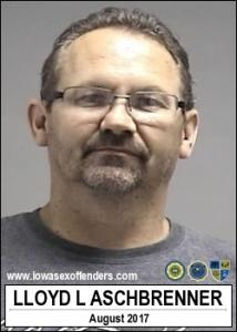 Lloyd Lavere Aschbrenner a registered Sex Offender of Iowa