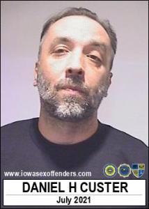 Daniel Harry Custer a registered Sex Offender of Iowa