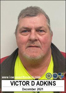 Victor Dean Adkins a registered Sex Offender of Iowa