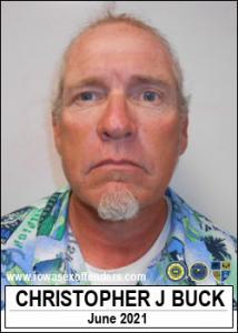 Christopher John Buck a registered Sex Offender of Iowa