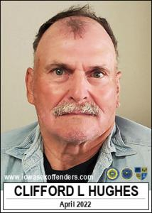 Clifford Lawrence Hughes a registered Sex Offender of Iowa