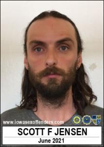 Scott Frederick Jensen a registered Sex Offender of Iowa