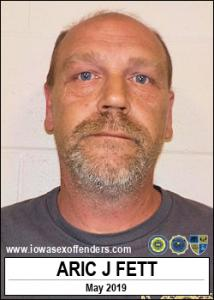 Aric Jason Fett a registered Sex Offender of Iowa