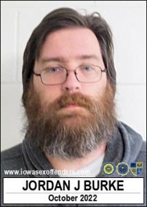 Jordan James Burke a registered Sex Offender of Iowa