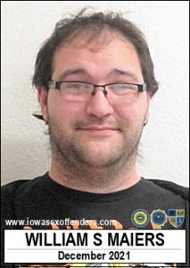 William Samuel Maiers a registered Sex Offender of Iowa