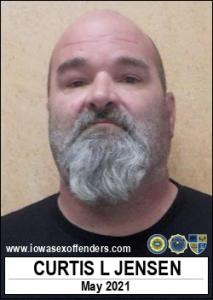 Curtis Lee Jensen a registered Sex Offender of Iowa