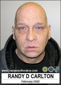 Randy Dean Carlton a registered Sex Offender of Iowa