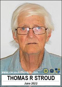 Thomas Roger Stroud a registered Sex Offender of Iowa