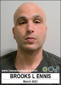 Brooks Laroy Ennis a registered Sex Offender of Iowa