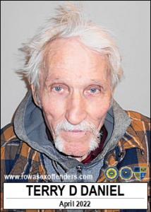 Terry Duane Daniel a registered Sex Offender of Iowa