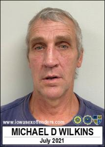 Michael Dean Wilkins a registered Sex Offender of Iowa