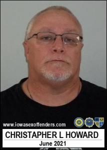 Christapher Lee Howard a registered Sex Offender of Iowa