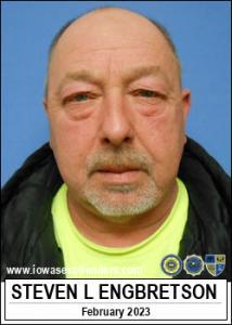 Steven Lee Engbretson a registered Sex Offender of Iowa