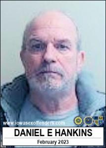 Daniel Earl Hankins a registered Sex Offender of Iowa