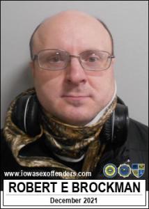 Robert Eugene Brockman a registered Sex Offender of Iowa
