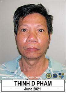 Thinh Duc Pham a registered Sex Offender of Iowa