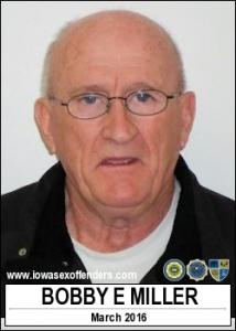 Bobby Eugene Miller a registered Sex Offender of Iowa