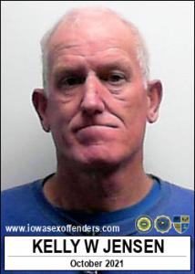 Kelly William Jensen a registered Sex Offender of Iowa