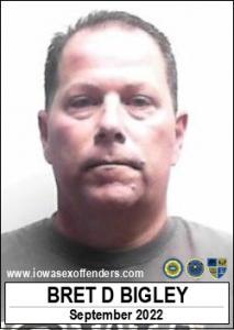 Bret Dwayne Bigley a registered Sex Offender of Iowa