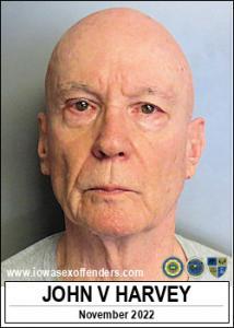 John Victor Harvey a registered Sex Offender of Iowa