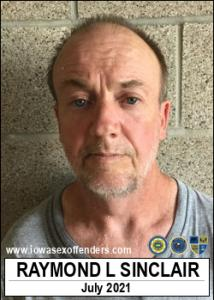 Raymond Lee Sinclair a registered Sex Offender of Iowa